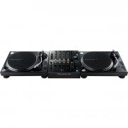 View and buy Pioneer 2 x PLX1000 + DJM750 Mk2 Bundle online