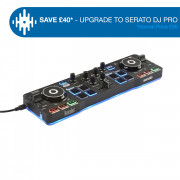 View and buy Hercules DJControl Starlight + Serato DJ Pro Upgrade online