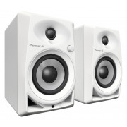 View and buy Pioneer DJ DM-40 Active desktop monitors - White online