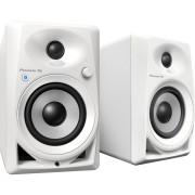 View and buy Pioneer DM-40BT White Bluetooth Active Desktop Monitors (Pair) online