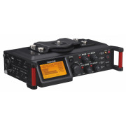 View and buy TASCAM DR70D 4-Track Recorder For DSLR Camera online