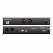 View and buy Apogee Element 24 10 In X 12 Out Thunderbolt Audio I/O Box For Mac online