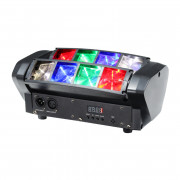 View and buy Equinox ONYX 8 X 3W moving beam effect (EQLED062) online