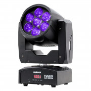 View and buy Equinox Fusion 120 Zoom Moving Head (EQLED068) online