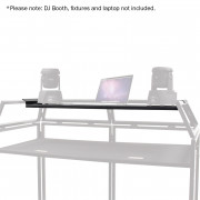 View and buy Equinox Laptop Shelf for DJ Booth (EQLED12H) online