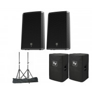 View and buy ELECTRO-VOICE ZLX15P - Covers - Stands Bundle online