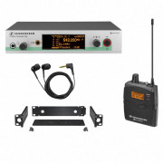 View and buy SENNHEISER EW300-IEM-G3 Wireless In Ear Monitoring System online