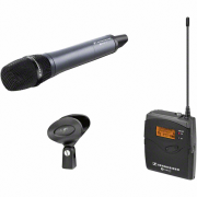 View and buy SENNHEISER EW135-PG3 Portable Handheld Wireless Mic System online