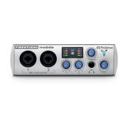 View and buy PRESONUS FireStudio Mobile 10x6 Firewire Audio Interface online
