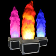 View and buy EQUINOX 2m Flight Cased DMX LED Flame Machine (FLAM12) online
