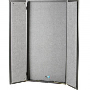 View and buy Primacoustic Flexibooth Instant Vocal Booth - Grey online