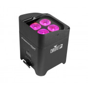 View and buy CHAUVET Freedom Par Hex-4 Wireless Par Can - Black online