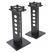 View and buy ISOACOUSTICS ISA-360i/B Argosy Spire Speaker stands (EACH)  online