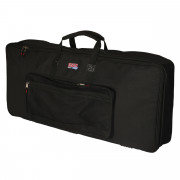 View and buy Gator GKB88 Gig Bag for 88 Note Keyboards - Black online