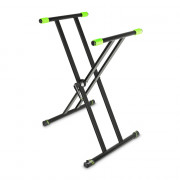 View and buy Gravity KSX 2 Double-braced Keyboard Stand online