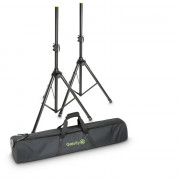 View and buy Gravity SS 5211 B SET 1 Speaker stand set online