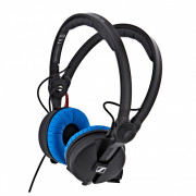 View and buy Sennheiser HD25 Headphones Blue Limited Edition online