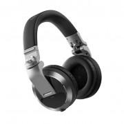 View and buy Pioneer HDJ-X7-S Headphones (silver) online