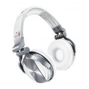 View and buy PIONEER HDJ1500 DJ Headphones - White  online