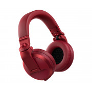 View and buy Pioneer HDJ-X5BT-R Bluetooth DJ headphones in red online