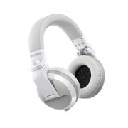 View and buy Pioneer HDJ-X5BT-W Bluetooth DJ headphones in white online