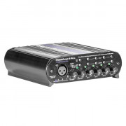 View and buy ART HeadAMP 4 PRO Five Channel Headphone Amp with Talkback online