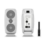 View and buy IK Multimedia iLoud MTM White Studio Monitor (Single) online