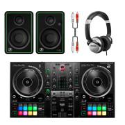 View and buy Hercules DJControl Inpulse 500 + CR3-X Monitors + HF125 online