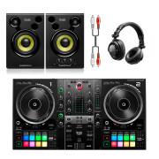 View and buy Hercules DJControl Inpulse 500 + Monitor 42 + DJ45 Headphones online