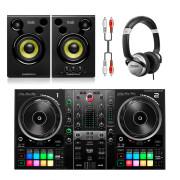 View and buy Hercules DJControl Inpulse 500 + Monitor 42 + HF125 Headphones online