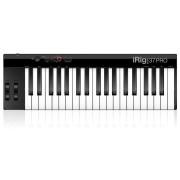 View and buy IK Multimedia iRig Keys PRO 37 Key Universal Keyboard Controller online