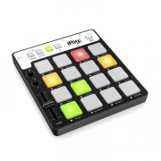 View and buy IK Multimedia iRig Pads MIDI Controller online