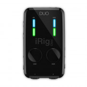 View and buy IK Multimedia iRig Pro DUO Interface for iPhone, iPad, Android and Mac/PC online