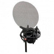 View and buy sE Electronics Isolation Pack  - Shock Mount and Pop Filter online