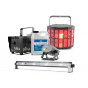 View and buy Chauvet JamPack Gold Lighting package online