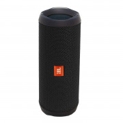View and buy JBL Flip 4 Waterproof Bluetooth Speaker Black online