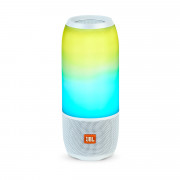 View and buy JBL Pulse 3 Bluetooth Speaker White online