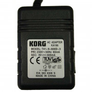 View and buy Korg KA186 9V Power Supply online