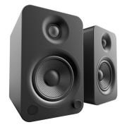 View and buy Kanto YU4 Powered Speakers Matt Black online