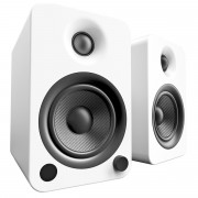 View and buy Kanto YU4 Powered Desktop Speakers Matt White online