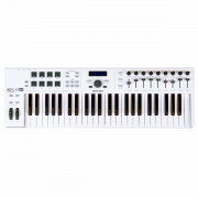 View and buy Arturia KeyLab Essential 49 Controller & Software Bundle online