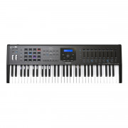 View and buy Arturia Keylab 61 MKII Black online
