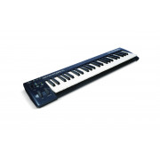 View and buy M-AUDIO KEYSTATION49-II 49 Note Keyboard + Keyr online
