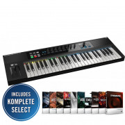 View and buy NATIVE INSTRUMENTS Komplete Kontrol S49 MIDI Keyboard online