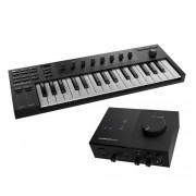 View and buy Native Instruments Komplete Kontrol M32 & Komplete Audio 1 online