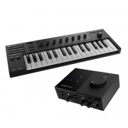View and buy Native Instruments Komplete Kontrol M32 & Komplete Audio 2 online