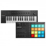View and buy Native Instruments Komplete Kontrol M32 & Maschine Mikro MK3 online