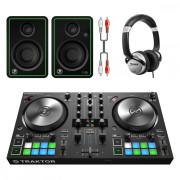 View and buy Native Instruments Kontrol S2 MK3 DJ Bundle With CR3-X + Headphones online