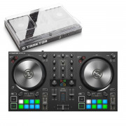 View and buy Native Instruments Kontrol S2 MK3 + Decksaver Bundle online