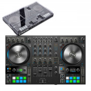 View and buy Native Instruments Kontrol S4 MK3 + Decksaver Bundle online